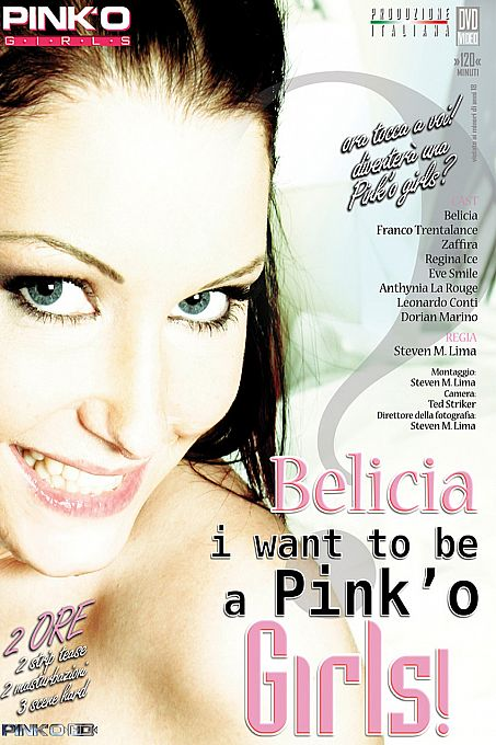 Belicia: I Want To Be A Pinko Girl