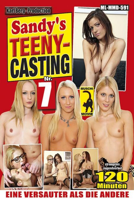 Sandy´s Teeny-Casting 7