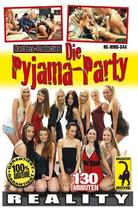 Die Pyjama-Party