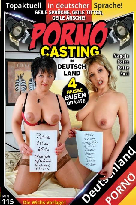 Pornocasting in Deutschland