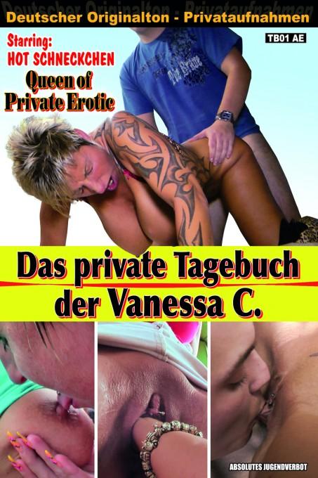 Das Private Tagebuch Der Vanessa C. Teil 1