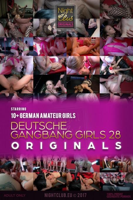 Deutsche Gangbang Girls 28 - Nightclub Amateur Series
