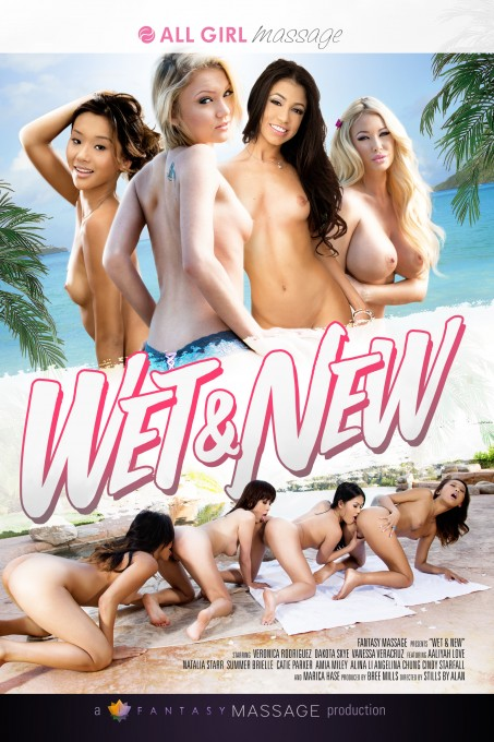 Wet And New