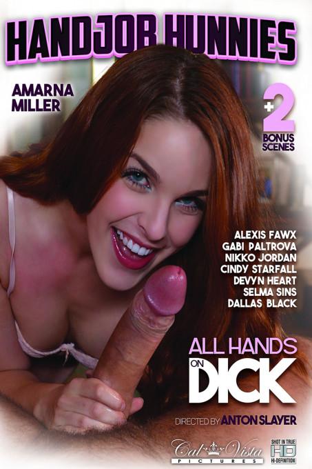 Handjob Hunnies All Hands On Dick
