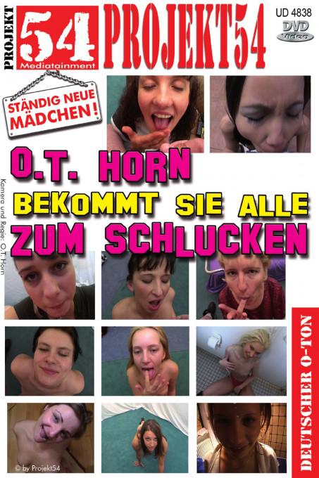 O.T. Horn bekommt sie alle zum schlucken