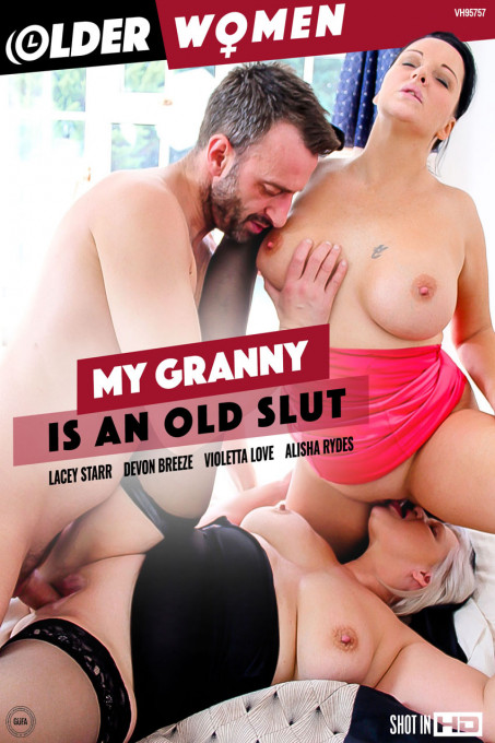 My Granny It's An Old Slut