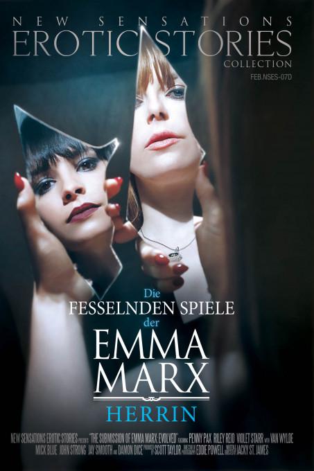 Die fesselnden Spiele der Emma Marx 4 - Die Herrin