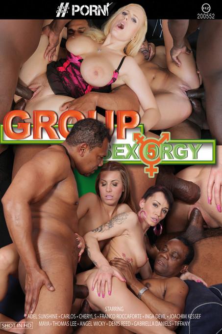 Group Sex Orgy 5