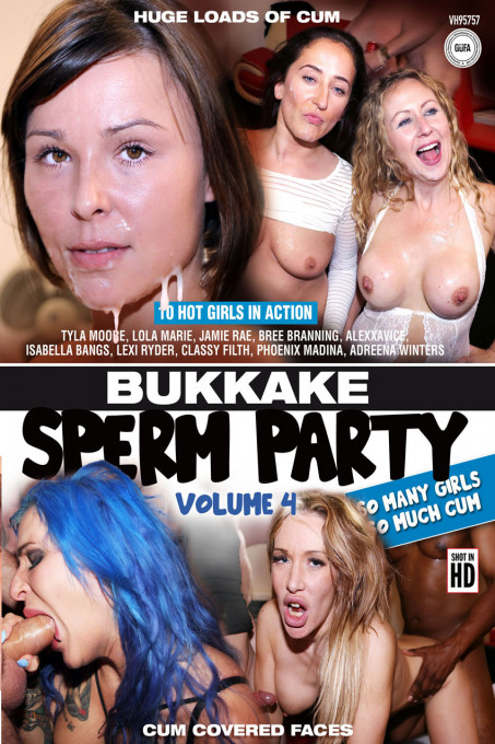 Bukkake Sperm Party Volume 4