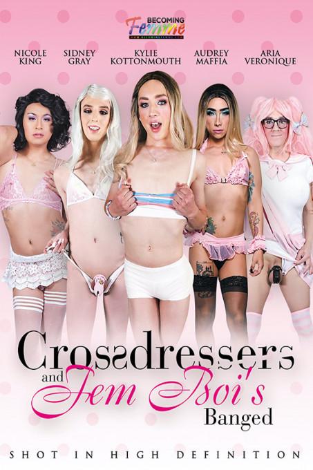 Crossdressers and Fem Bois Banged