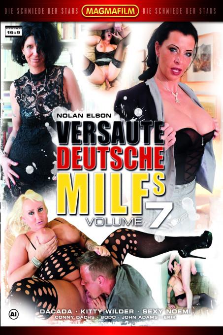 Versaute deutsche MILFs Vol. 7 - 82132