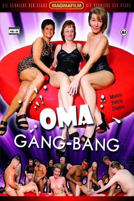 Oma Gangbang