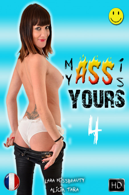 My Ass Is Yours 4