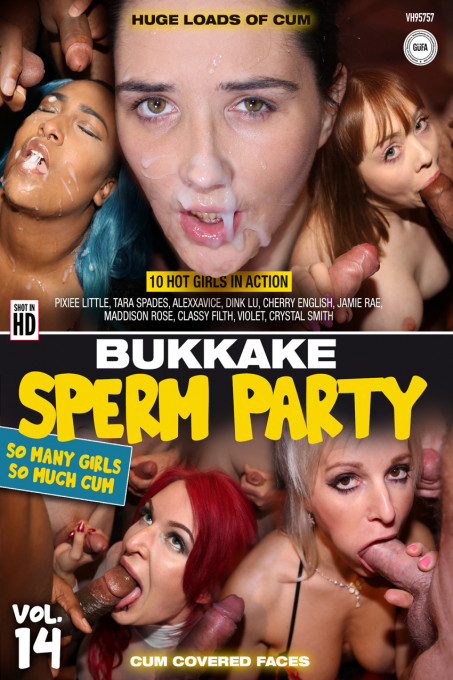 Bukkake Sperm Party Volume 14