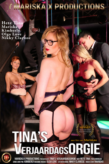 Tina's verjaardagsorgie