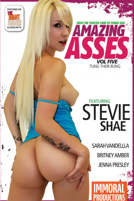 Amazing Asses 5