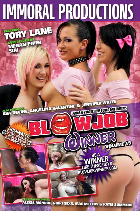 Blow job Winner 15