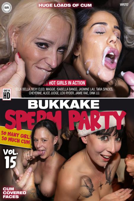Bukkake Sperm Party Volume 15
