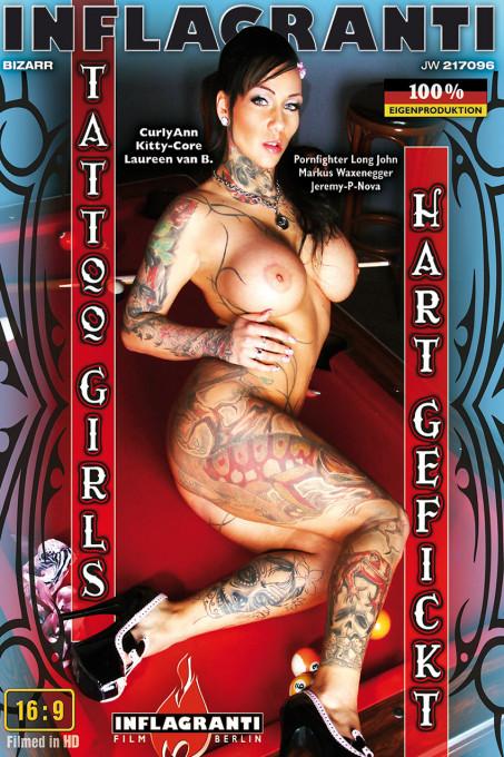 Tattoo-Girls / Hart gefickt