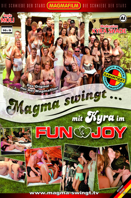 Magma swingt mit Kyra im Fun and Joy