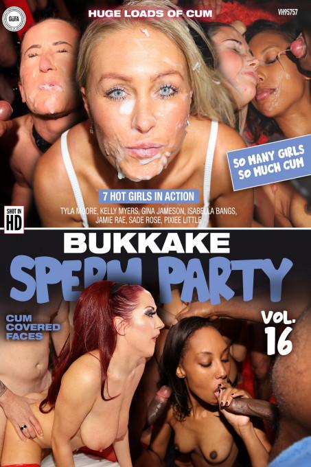Bukkake Sperm Party Volume 16