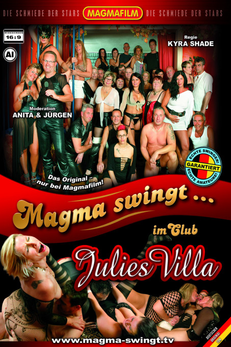 Magma swingt im Club Julies Villa