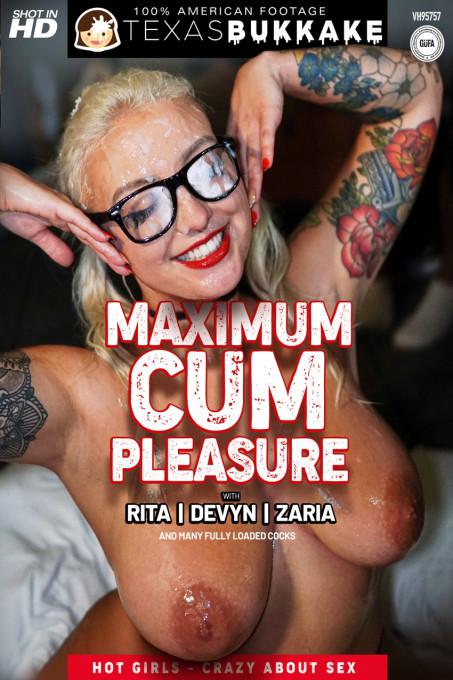 Maximum Cum Pleasure