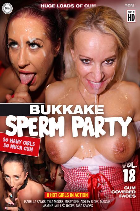 Bukkake Sperm Party Volume 18