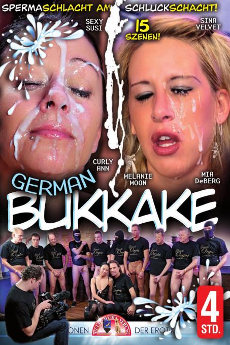 German Bukkake