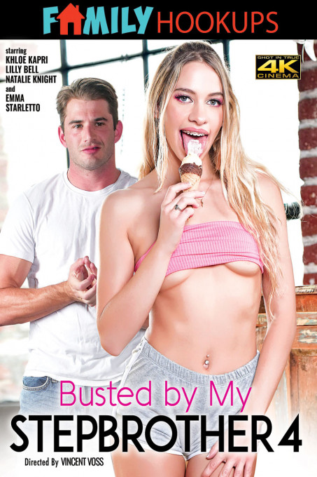 Busted By My Stepbrother 04