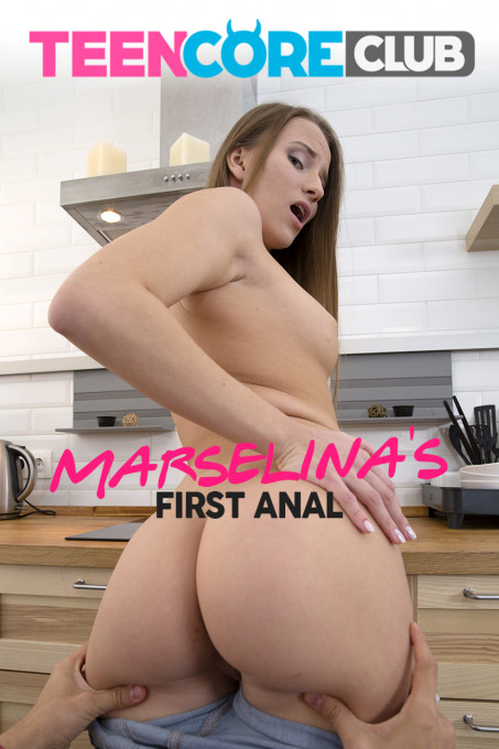 Marselina's Fisrt Anal