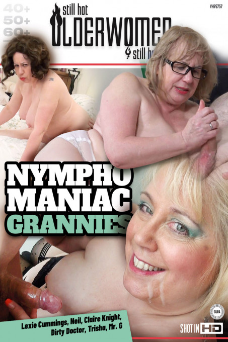 Nymphomanic Grannies