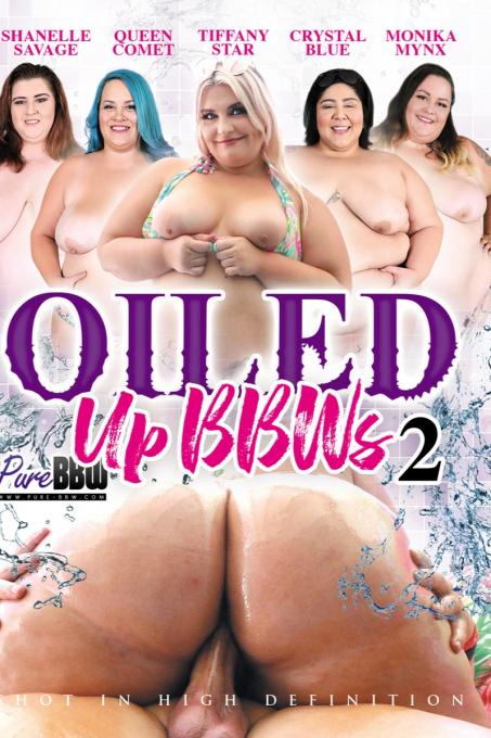Oiled Up BBWs 2