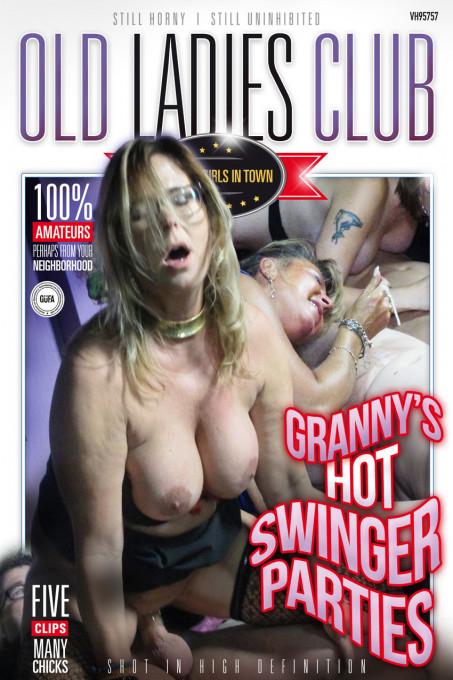 Granny's hot swinger parties