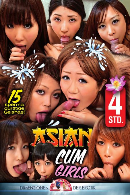 Asian Cum Girls