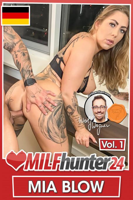 Der MILF Hunter bumst die dicktittige Tattoosau Mia Blow ordentlich durch