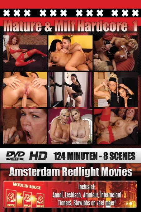 Amsterdam Redlight Movies - Mature & Milf 1 - DVD 3