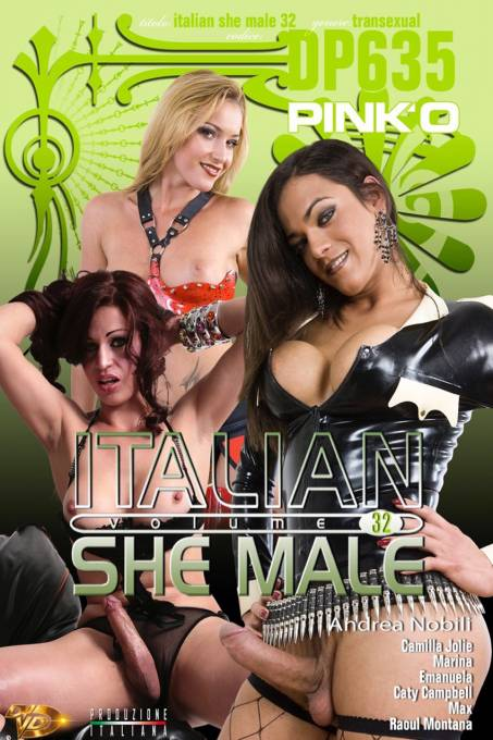 Italian shemale # 32