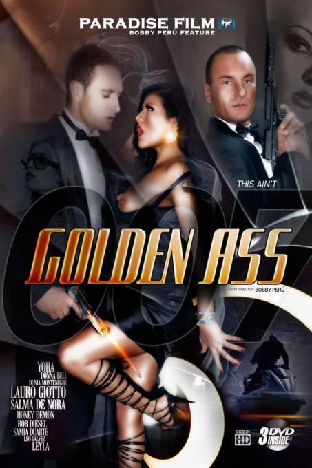 007 Golden Ass Deutsch Reedit