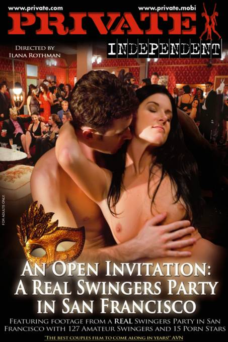 An Open Invitation: A Real Swingers Party in San Francisco