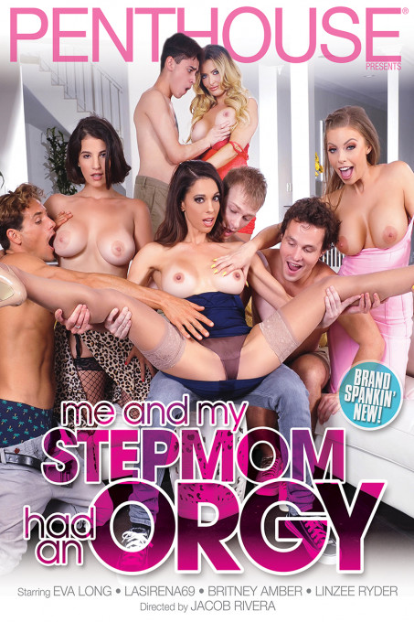 Me and My Stepmom Had an Orgy