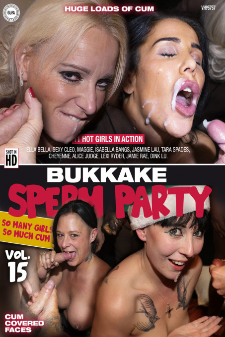 Bukkake Sperm Party Volume 15