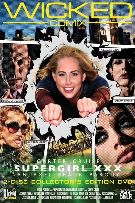 Supergirl XXX: An Axel Braun Parody