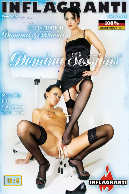 Domina Sessions - Special Edition: Dominas & Sklavias
