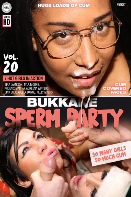 Bukkake Sperm Party Vol 20