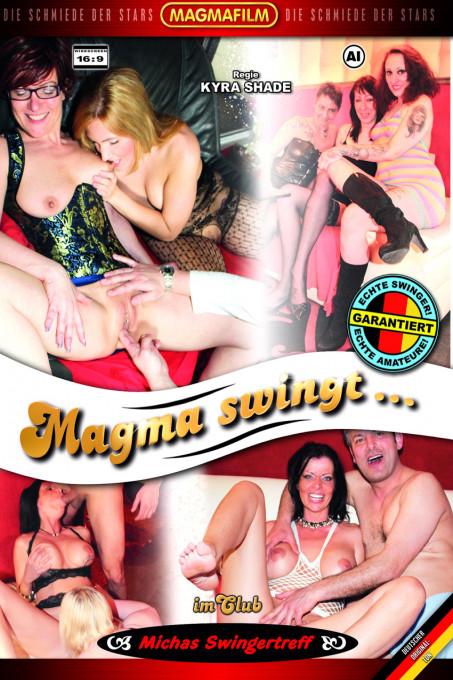 Magma swingt ... in Michas Swingertreff